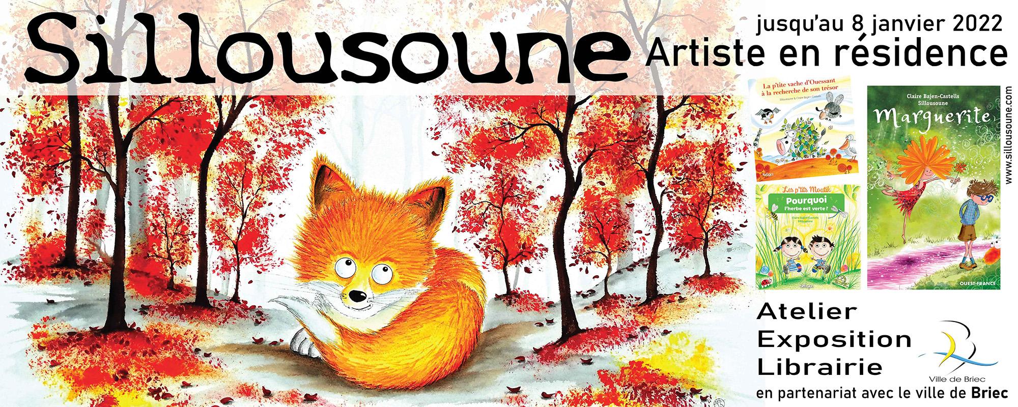 Sillousoune s'installe en résidence artistique à Briec, dans le Finistère